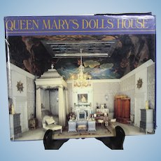Doll Dollhouse Reference Book! Queen Mary's Dolls' House