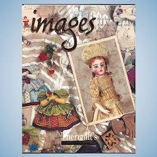 Doll Reference Book! Theriault's Images Bru Kestner Papier Mache!