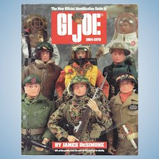 GI Joe 1964-1978 Action Figure Reference Book!