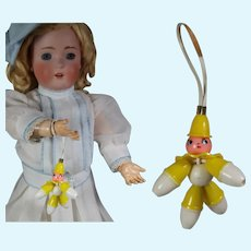 Darling Vintage Doll Crib Toy! LAST ONE!