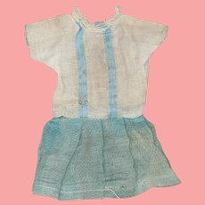 """Darling Antique Factory Small Dress for a 9"""" Doll!"""