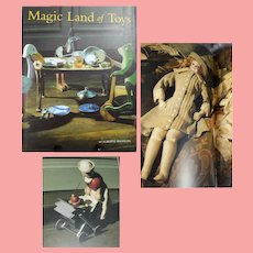 Fun Doll & Toy Reference Book: Magic Land of Toys