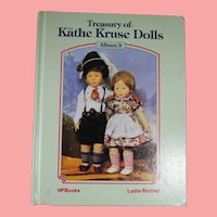 Doll Reference Book! Treasury of Kathe Kruse Dolls! Lydia Richter