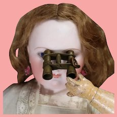 Darling Metal Binoculars for French Fashion Doll!