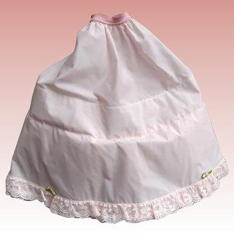 Vintage Mme Alexander Doll Slip CISSY Size