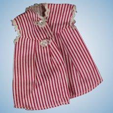 Vintage Tagged Madame Alexander-kins Pajama Shirt