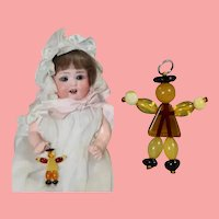 Darling Mini Amber Doll Crib Toy for Baby Dolls!
