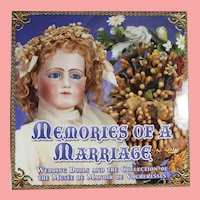 Doll Reference Book: Theriault's Memoires of A Marriage: Wedding Dolls - and Marriage Globes