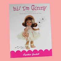 Doll Reference Book! Hi! I'm Ginny Cynthia Gaskill - Vogue Ginny Dolls!