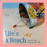 Theriault's Tin Litho Beach Sand Pails Toys Reference Book!