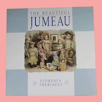 Doll Reference Book! The Beautiful Jumeau! Florence Theriault