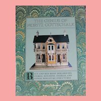 Doll Reference Book! The Genius of Moritz Gottschalk Dollhouses
