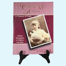 New Doll Book! Photographs of Children with Dolls!