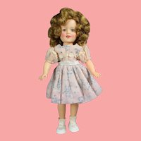 "Darling! Original Vintage 1957 Ideal Shirley Temple 12"" Doll"