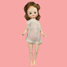 "Vintage 8"" American Character Betsy McCall Doll w Orig Onesie"