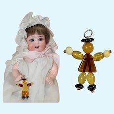 Darling Mini Amber Doll Crib Toy for Baby Dolls!