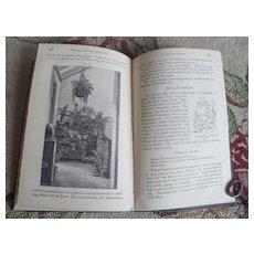 """1879 Flower Gardening Book ~""""Town and Window Gardening"""""""