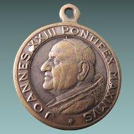 Joannes XXIII Pontifex Maximvs Religious Medal