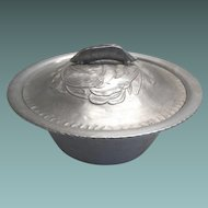 Aluminum Pea Dish Hand Forged By Everlast