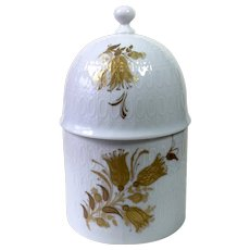 Rosenthal Studio Line Wiinblad Covered Jar Bonbonniere