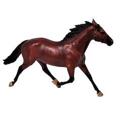 Vintage Breyer Horse Chestnut Stallion