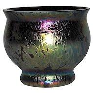 Royal Brierley Art Glass Vase
