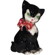 Vintage Cat Planter Made in USA