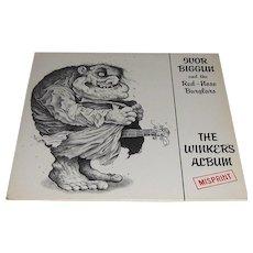 Ivor Biggun and The Red-Nose Burglars The Winker's Album 1978