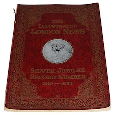 The Illuustrated London News Silver Jubilee 1910-1935