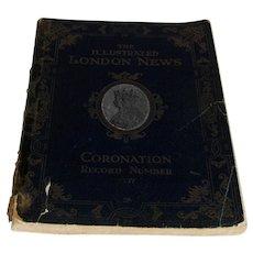 The Illustrated London News Coronation 1937