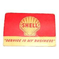 Shell Oil co. Gas Station Premium Golf Tees