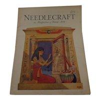 Needlecraft June 1929, Magazine of Home Arts
