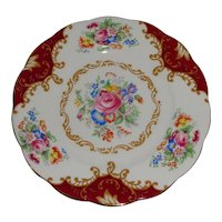"Canterbury by Royal Albert 10"" Dinner Plate"