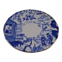 Royal Crown Derby Mikado Bread and Butter Plate