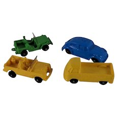 4 Tomte, Laerdal, Stavanger Norway Vehicles 2 VWs, 2 Jeeps