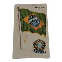 Vintage Nebo Cigarette Silk Brazil 3 x5