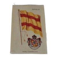 Vintage Nebo Cigarette Silk Spain 3 x5
