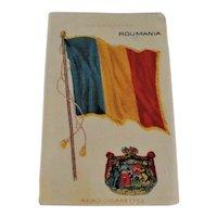 Vintage Nebo Cigarette Silk Roumania,  3 x5