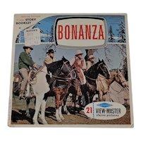 Vintage Bonanza View-Master Set 3 Reels