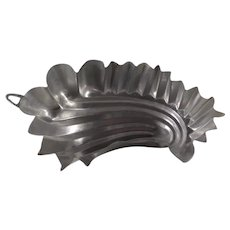 Made in Italy Aluminum Jelly Mould with Hanger