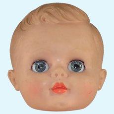 Pullan Doll Head Working Eyes