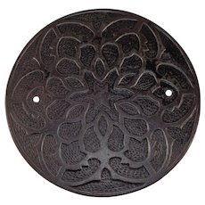 Cast Iron Stove or Chimney Clean-out Cover