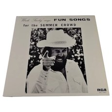 Uncle Smokey Sings Fun Songs 1982 RCA Records Tested