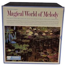 Magical World of Melody 10 Album Box Set Tested