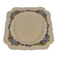 Crown Ducal Gainsborough Dinner Plate
