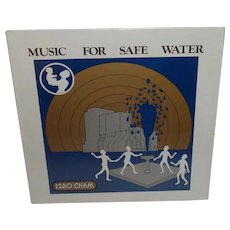 1982 Sealed Music For Safe Water 4 Artists 1280 Cham