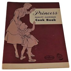 Princess Quality Aluminum Cook Book