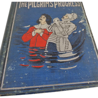 The Pilgrim's Progress 1899 Color Plates