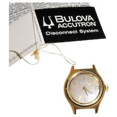 Ladies Bulova Accutron Parts Watch