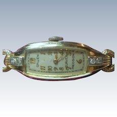 Vintage Gruen Percision Curvex Wriswatch